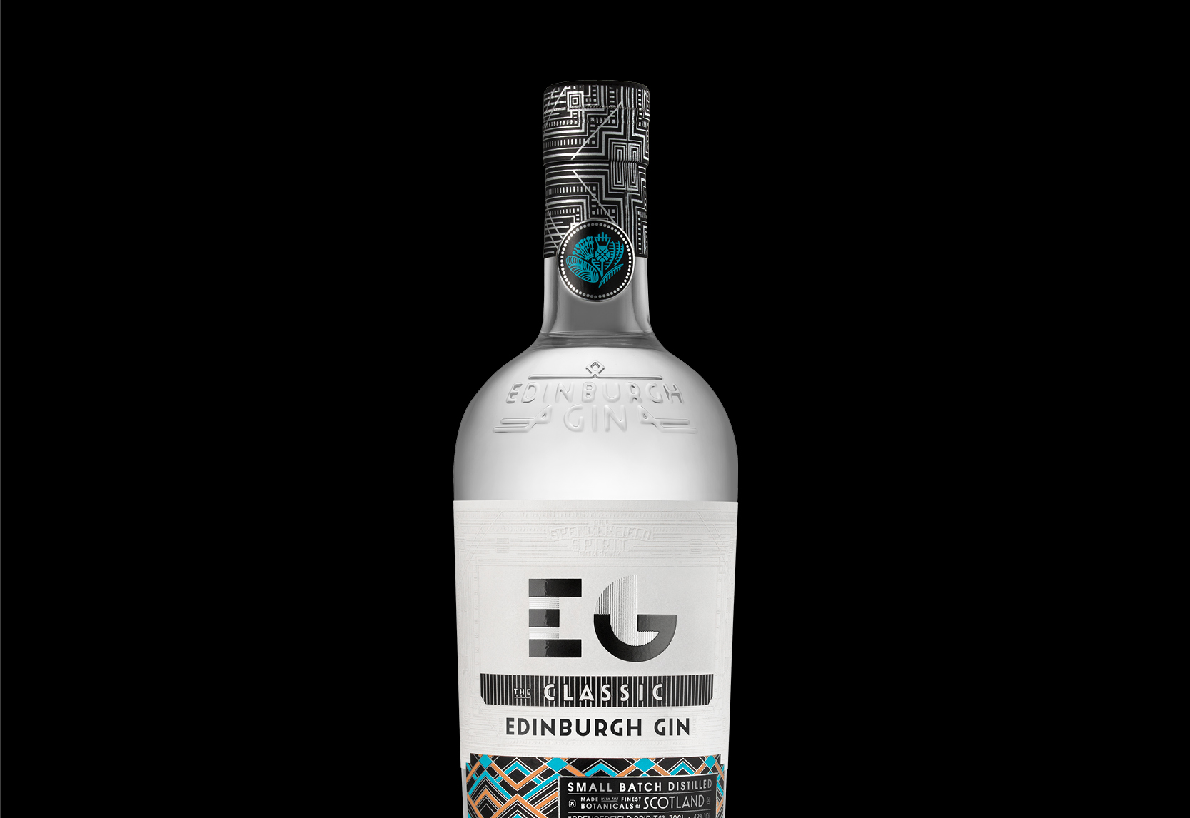 Edinburgh Gin Website